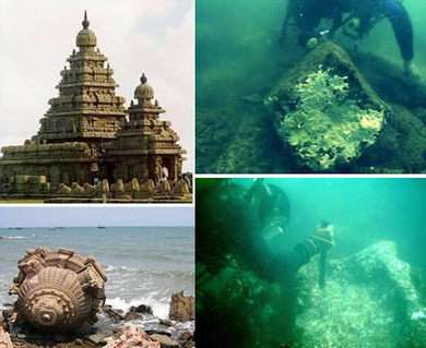 9 Legendary Lost Cities of India