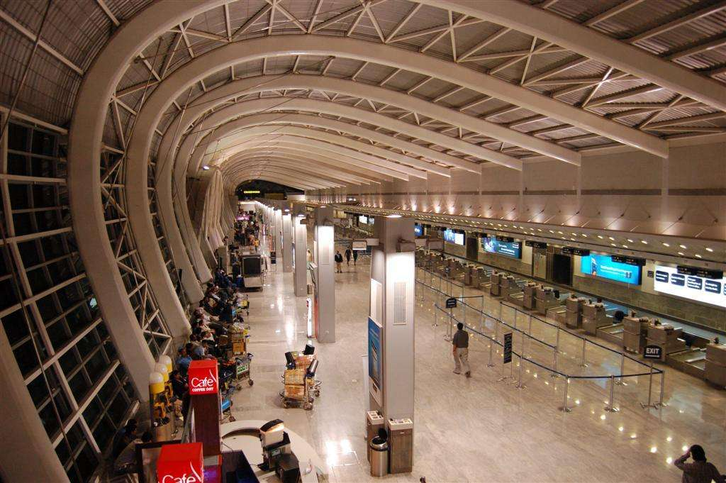 Biggest Airport in India - Chhatrapati Shivaji International Airport1