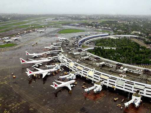 Biggest Airport in India - Chhatrapati Shivaji International Airport3