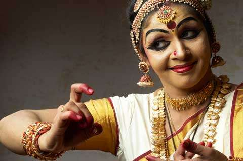 Indian classical dance forms
