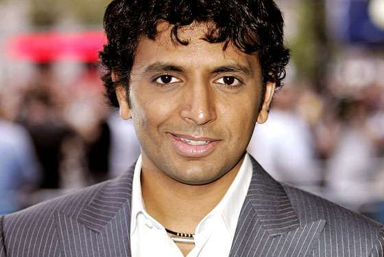 M Night Shyamalan