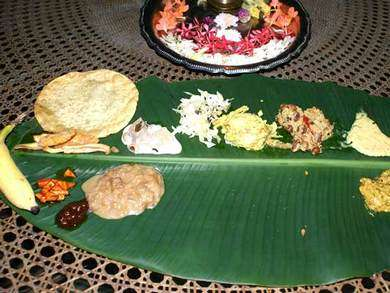 Onasadya- The Lavish Onam Feast