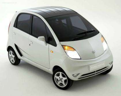 Upcoming Small Cars in India in 2011-11