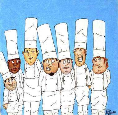 celebrity chefs of India