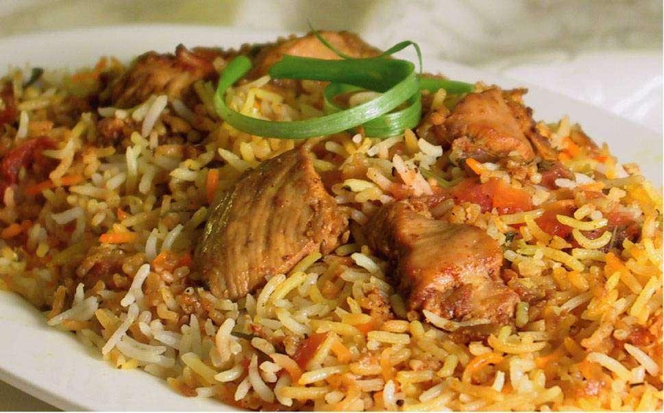 Biryani is surely a popular food dish in India as there are 26 ...