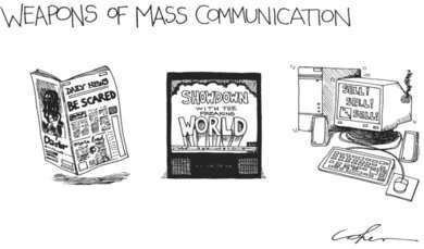 msc thesis in mass communication